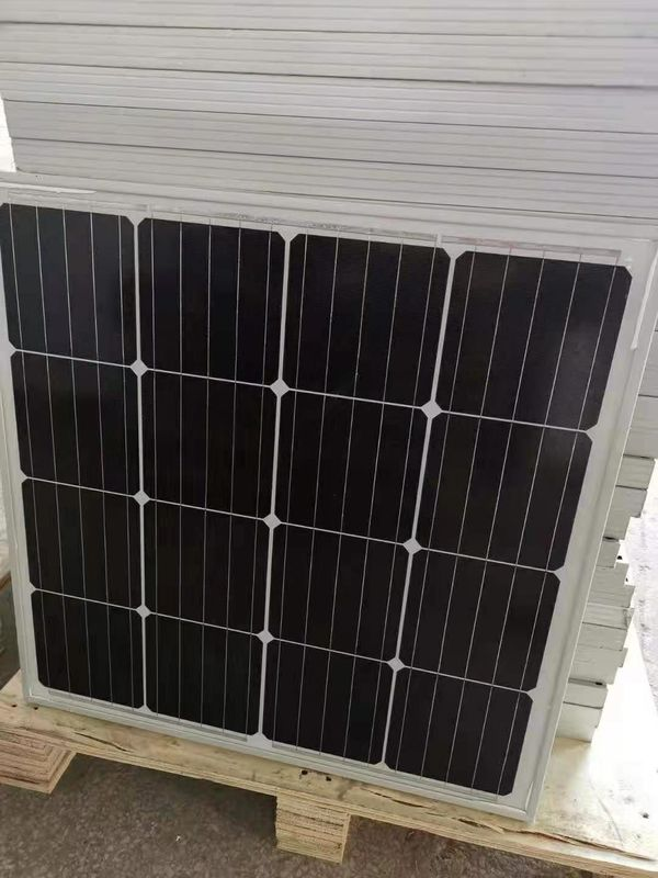 90 Watt Photovoltaic Stock Solar Panels For Battery Charging Systems